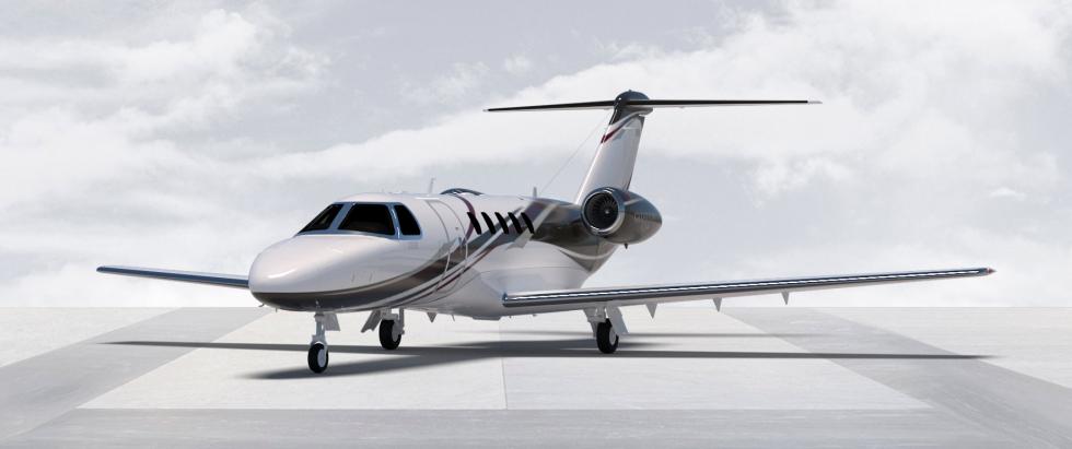 Citation CJ4 Gen2 Business Jet
