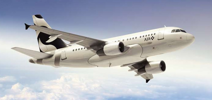 narrow and wide body bizliner jets