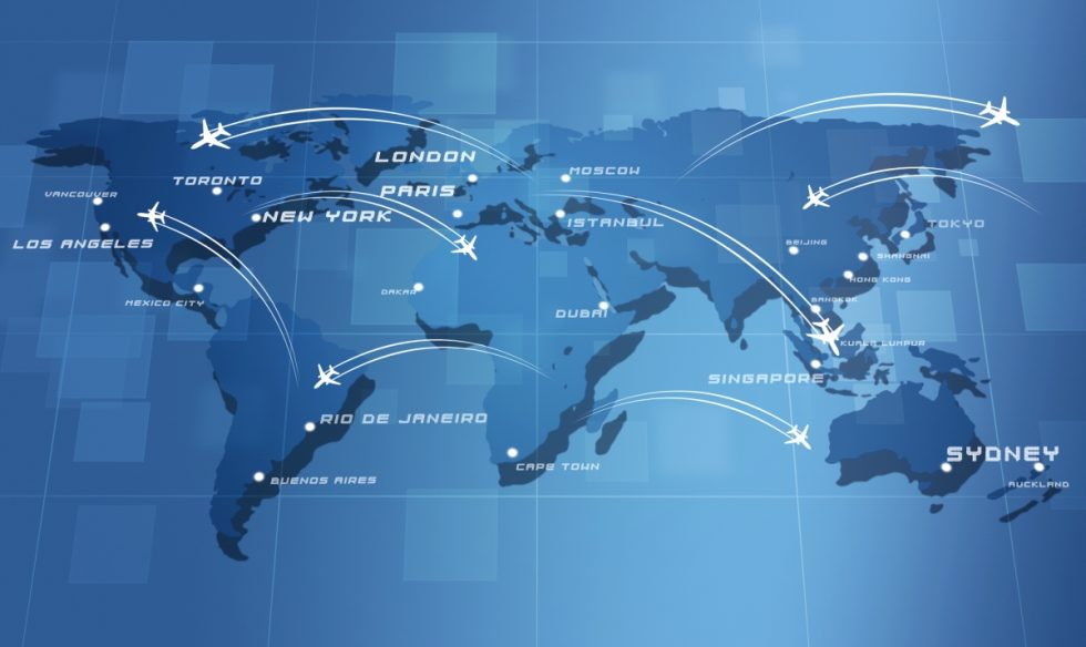 a global map of business aviation recovery covid19