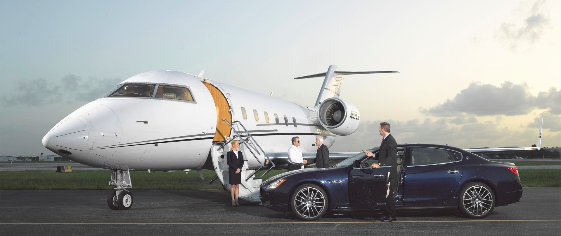 business jet card providers