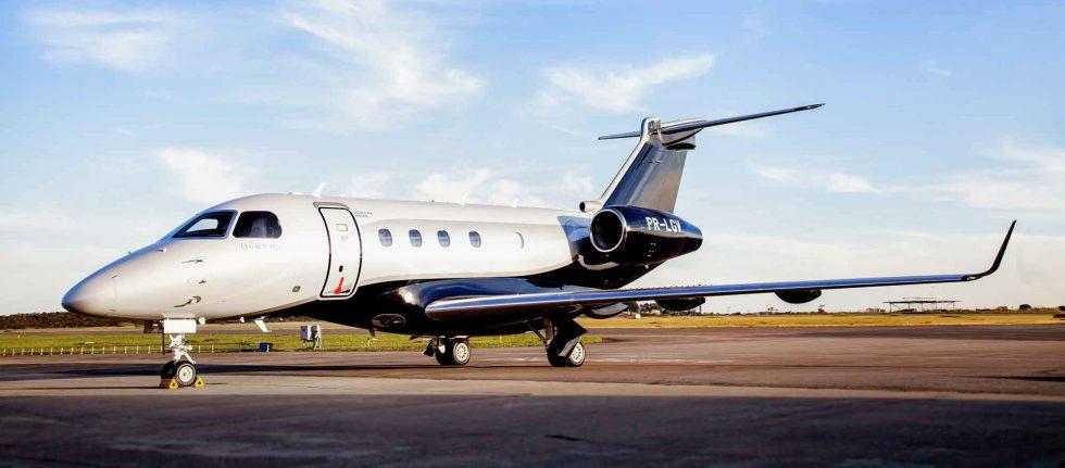 embraer legacy 450 business jet