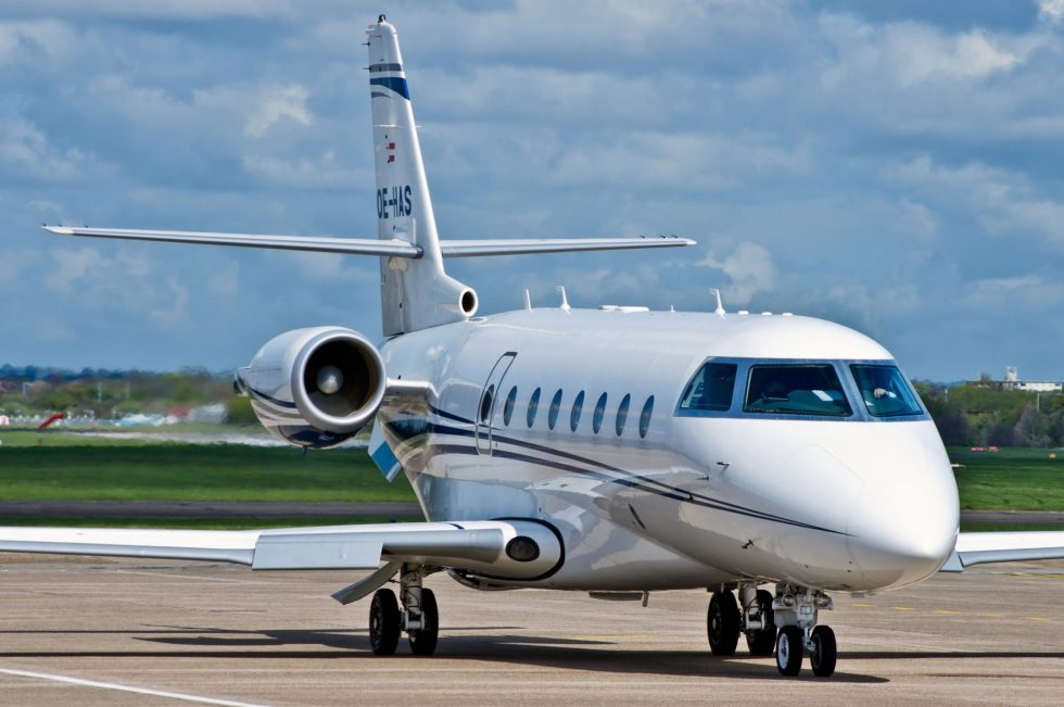 Gulfstream business jet sales forecasts for 2019