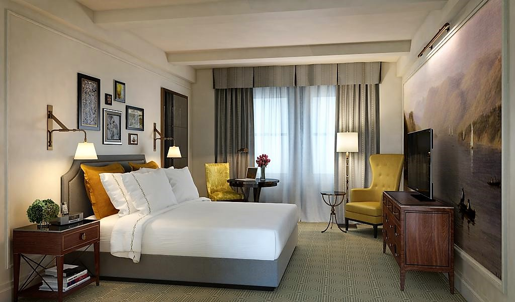 intercontinental barclay hotel new york room