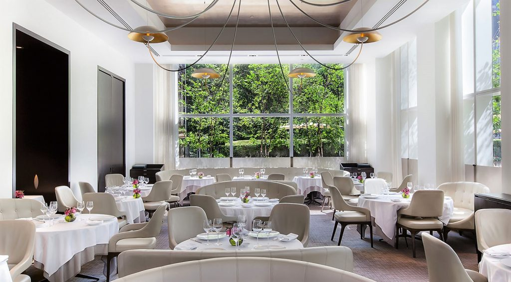 jean georges restaurant new york central park