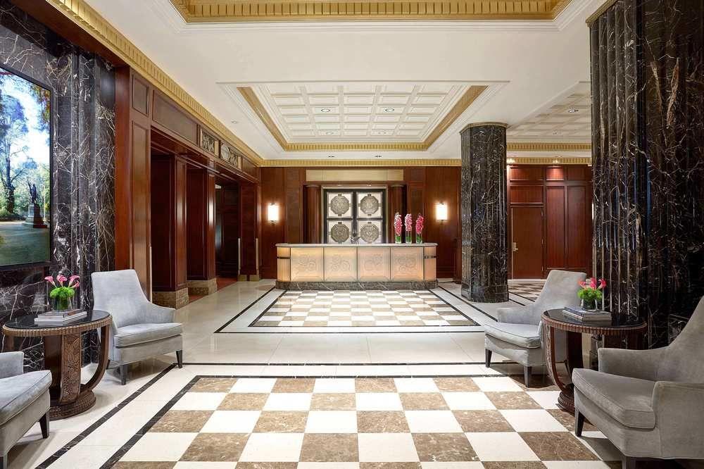 jw marriott essex house new york hotel lobby