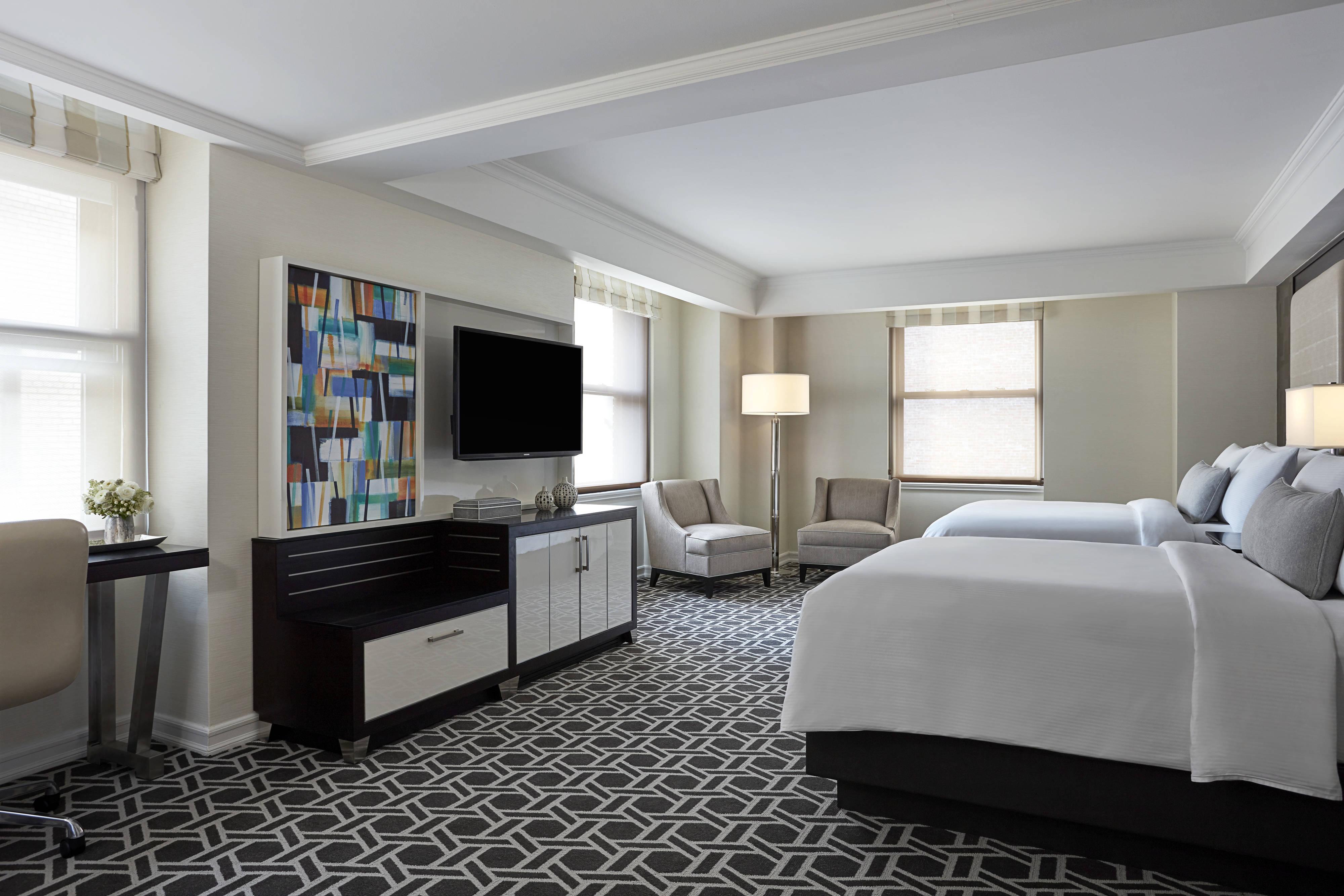 jw marriott essex house new york hotel room