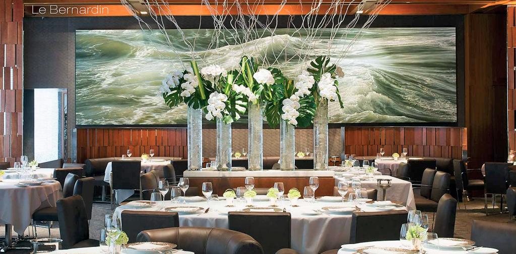 Le Bernadin restaurant new york