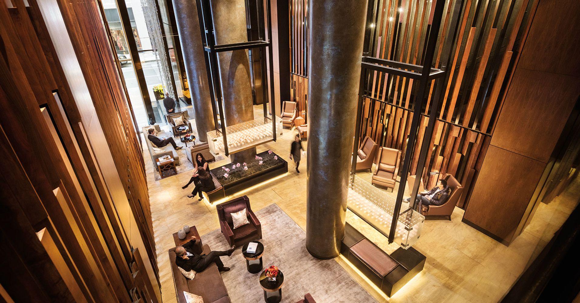 the dominick new york hotel lobby