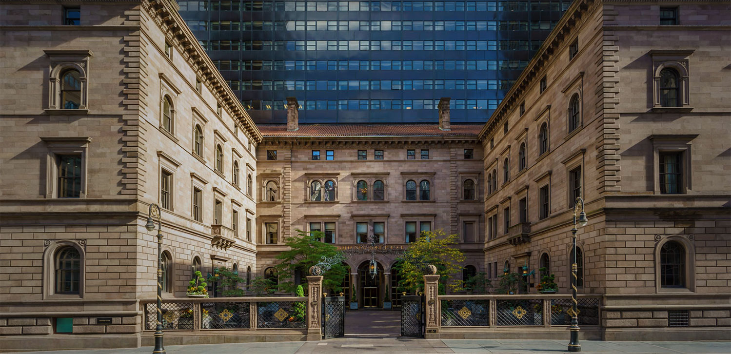 the lotte hotel new york