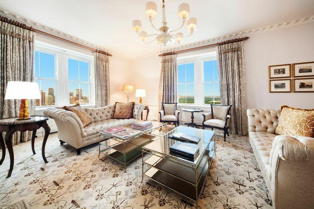 the pierre 39th floor presidential suite