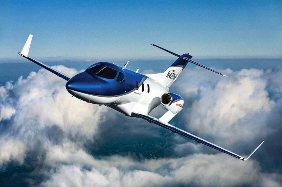 very light business jet